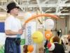 Stelzenlaufen und Modellierballons Messe Augsburg